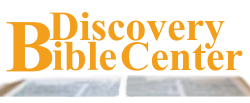 Bible Discovery Center logo